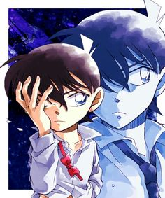 Detective Conan, Shinichi, Conan.