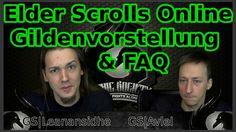 """[The Elder Scrolls Online] [Talk] - Gildenvorstellung & FAQ der """"Gothic Society"""""""