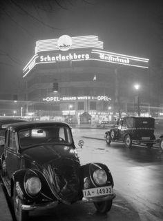 Haus Scharlachberg, Berlin-Charlottenburg Hans und Wassili Luckhardt ( #1926 ) #Germany1926