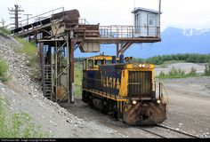 RailPictures.Net Photo: ARR 1552 Alaska Railroad EMD MP15DC at Palmer, Alaska by Dave Blaze...