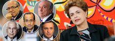 A defesa da ex-presidente Dilma Rousseff apresentou na noite de segunda-feira 13 ao ministro Herman Benjamin, relator no Tribunal Superior Eleitoral do processo que julga a cassação da chapa Dilma/Temer, pedidos de mais de uma dezena de testemunhas, entre elas do ministro da Casa Civil, Eliseu Padilha, do advogado José Yunes, ex-assessor especial e melhor amigo de Michel Temer, e dos presidentes dos nove partidos que integraram a coligação liderada por Dilma na campanha de 2014; ela ped...
