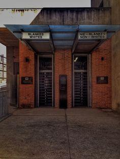 Day 1 - Apartheid Museum à EGoli, IGauteng
