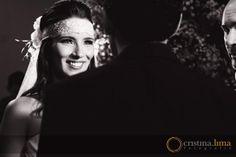 Headband para noivas - Márcia Marques