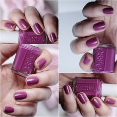 essie - flowerista  ♥ In Love With Life ♥: Nails