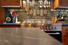Options for Counter, Sink & Backsplash | Arts & Crafts Homes and the Revival