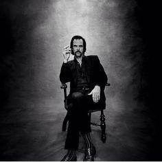 Nick Cave photographed by Jason Joyce