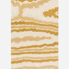 Gold Rays Rug from The Jungalow