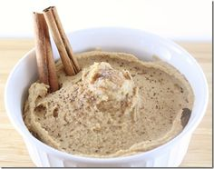 Snickerdoodle dessert hummus...I am skeptical, but this might be the perfect dessert.  Healthy and yummy?  wannabechef.net
