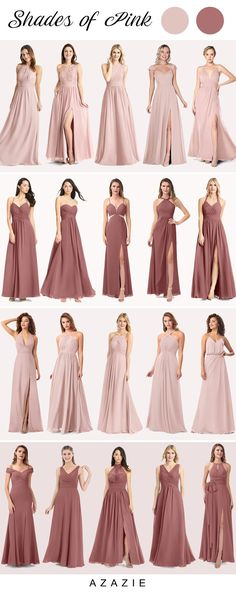 Dec 2019 - Dusty rose is a stylish color that embodies grace and beauty. A classic color by its own right, many brides are making it a popular comeback by complementing it with modern colors. Bridesmaids And Groomsmen, Wedding Bridesmaids, Rose Bridesmaid Dresses, Wedding Dresses, Dusty Rose Wedding, Before Wedding, Wedding Colors, Wedding Ideas, The Dress