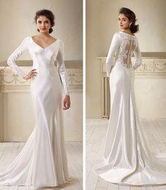 Replica of Bella Swan's Wedding dress...ugh, hate the girl, love the dress.