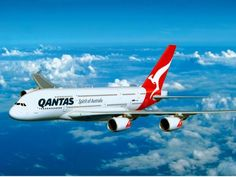 """Qantas, the national carrier of Australia"" Qantas Airbus Jet Aircraft Qantas A380, Qantas Airlines, Airbus A380, Boeing 747, Kelly Slater, Drones, A380 Aircraft, Aircraft Photos, Australian Airlines"
