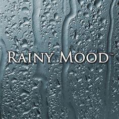 Rainy Mood, a website with the sound of rain and thunder! Rainy Mood, Rainy Night, Rainy Days, Rain And Thunder Sounds, Raining Outside, It's Raining, I Love Rain, Sound Of Rain, Rain Storm
