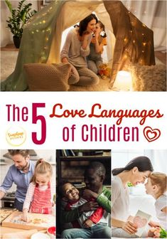 Your children have love languages. The question is what are your children's love languages and how can you use them to strengthen the relationship between you and your child? Here are the five love languages of children. Learn them and how you can use them to show your love for them and cement a strong relationship between the two of you. #parenting #parentingtips #momlife #motherhood #relationships #lovelanguages #raisingchildren