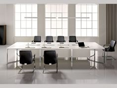 meeting table chairs size business furniture stores shops choice design delivery factors sale home house italia market makers quality retailers websites Business Furniture, Office Furniture, Furniture Stores, Wood Table, Table And Chairs, Meeting Table, Conference Table, Modern Room, Office Interiors