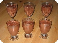 Chocolademousse a la Jamie Oliver op Brutsellog
