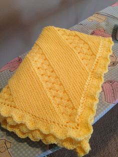 Crochet Baby Blanket Ravelry: Project Gallery for Treasured Heirloom Baby Blanket pattern by Lion Brand Yarn - Baby Afghan Crochet, Knit Or Crochet, Crochet Blanket Patterns, Baby Knitting Patterns, Baby Afghans, Baby Blanket Knitting Pattern Free, Crochet Lion, Kids Crochet, Booties Crochet
