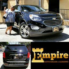 Congratulations Angineh on your 2017 Chevy Equinox . Enjoy your new ride and welcome to the Empire Auto Family.  #empireauto #new #car #lease #purchase #finance #newcarlease #newcarfinance #refinance #leasingcompany #customerservice #glenoaksblvd #autobroker #autobrokers #brokerdeals #specialdeals #freeoilchange #freemaintenance #wholsaler #autobrokerdeals #2017chevyequinox