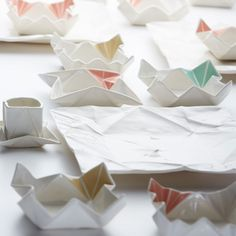 Moij Design's Origami collection