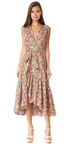 Rebecca Taylor Sleeveless Moonlight Pop Dress   15% off first app purchase with code: 15FORYOU