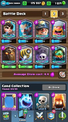 A legendary deck!