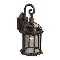Galaxy Lighting 301390AR Outdoor Sconce