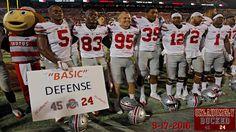 Buckeyes Football, Ohio State Football, Ohio State University, Ohio State Buckeyes, College Football, Game 3, Home Team, Scarlet, Oklahoma
