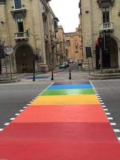 Maltese zebra crossing