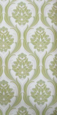 Pearl - Johnny-Tapete, Vintage Wallpaper