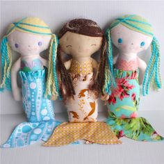 I want to sew these for someone's little girl!