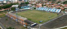 Estádio Dr. Augusto Schimidt Filho - Rio Claro (SP) - Capacidade: 15 mil - Clube: Rio Claro