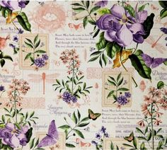 Graphic 45 Time To Flourish Collection 12 x 12 May Flourish Double-Sided Cardstock Paper