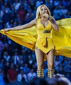 Super-Frau, Super-Stimme, Super-Body: Helene Fischer