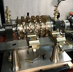 A Modern Composition of Cultural Heritage Lathe Tools, Welding Tools, Wood Tools, Wood Lathe, Milling Machine, Machine Tools, Mechanical Design, Mechanical Engineering, Power Hammer