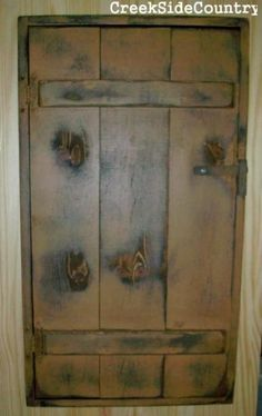 Now You See It, Now You Don\'t | Pinterest | Electric box, Box and Craft