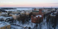 Vaasa, Ostrobothnia province of Western Finland.- Pohjanmaa - Österbotten
