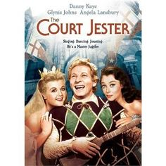 The Court Jester (1956)  my fave film of all time i need to find it on dvd someday