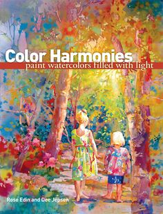 Color Harmonies: Paint Watercolors Filled with Light on Scribd