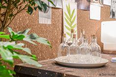 Glass meets kurk MIlaan Ikea temporary Ilse Crawford ©BintiHome