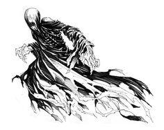 Dementor by StazJohnson on deviantART