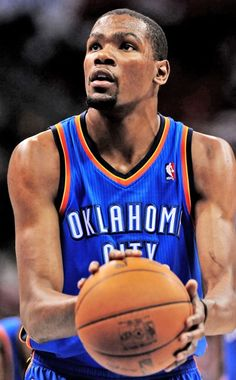 Hottest Olympian Bodies, Kevin Durant