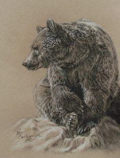 May 10 bear sketch by Earleywine.deviantart.com on @deviantART
