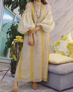 By - Ramadan Fashion - Arabian Jalabiya, Daraa, Kaftan Pakistani Fashion Casual, Pakistani Dresses Casual, Pakistani Dress Design, Abaya Fashion, Fashion Dresses, Gothic Fashion, Kurta Designs, Kurti Designs Party Wear, Abaya Mode