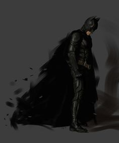 TDK Batman by ~Ultrajack