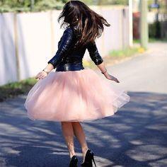 Blush peach tulle skirt blush pink tulle skirt women mothers