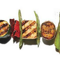 Grilled Tofu with Chili Sauce Recipe