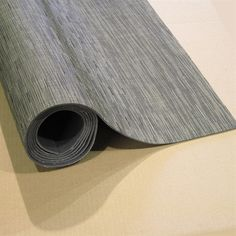Chilewich Floormat, Bamboo Charcoal,  http://www.icarpetiles.com/chilewich-store-plynyl-tiles-mats-table-settings.aspx