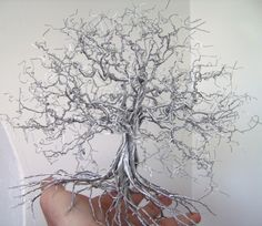 OLD GNARLY TREE another view by movinkindaslow on DeviantArt