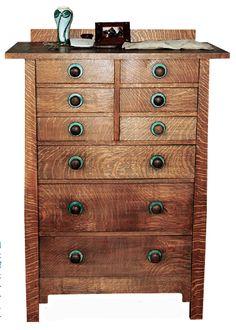 124 best Craftsman Bedroom Furniture ♥ images on Pinterest ...