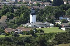 Aerial - Winterton On Sea Lighthouse Norfolk UK aerial view Norwich Norfolk, Norfolk Coast, Aerial Images, Dementia, Aerial View, Lighthouse, Fields, Sea, Adventure
