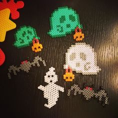 Halloween hama beads by camillachrdk